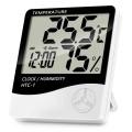디지털온습도계/온습도측정기/Digital thermo hygrometer/HTC-1/습도계/온도계/습도측정기/온도측정기/수경재배온습도계 (HTC-1)